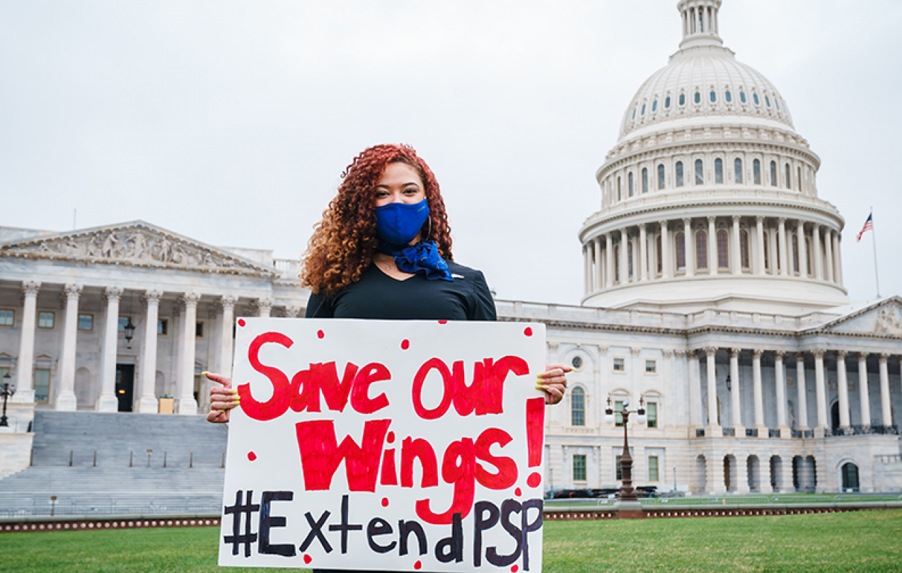 Tweet Congress: #ExtendPSP for #ReliefNow