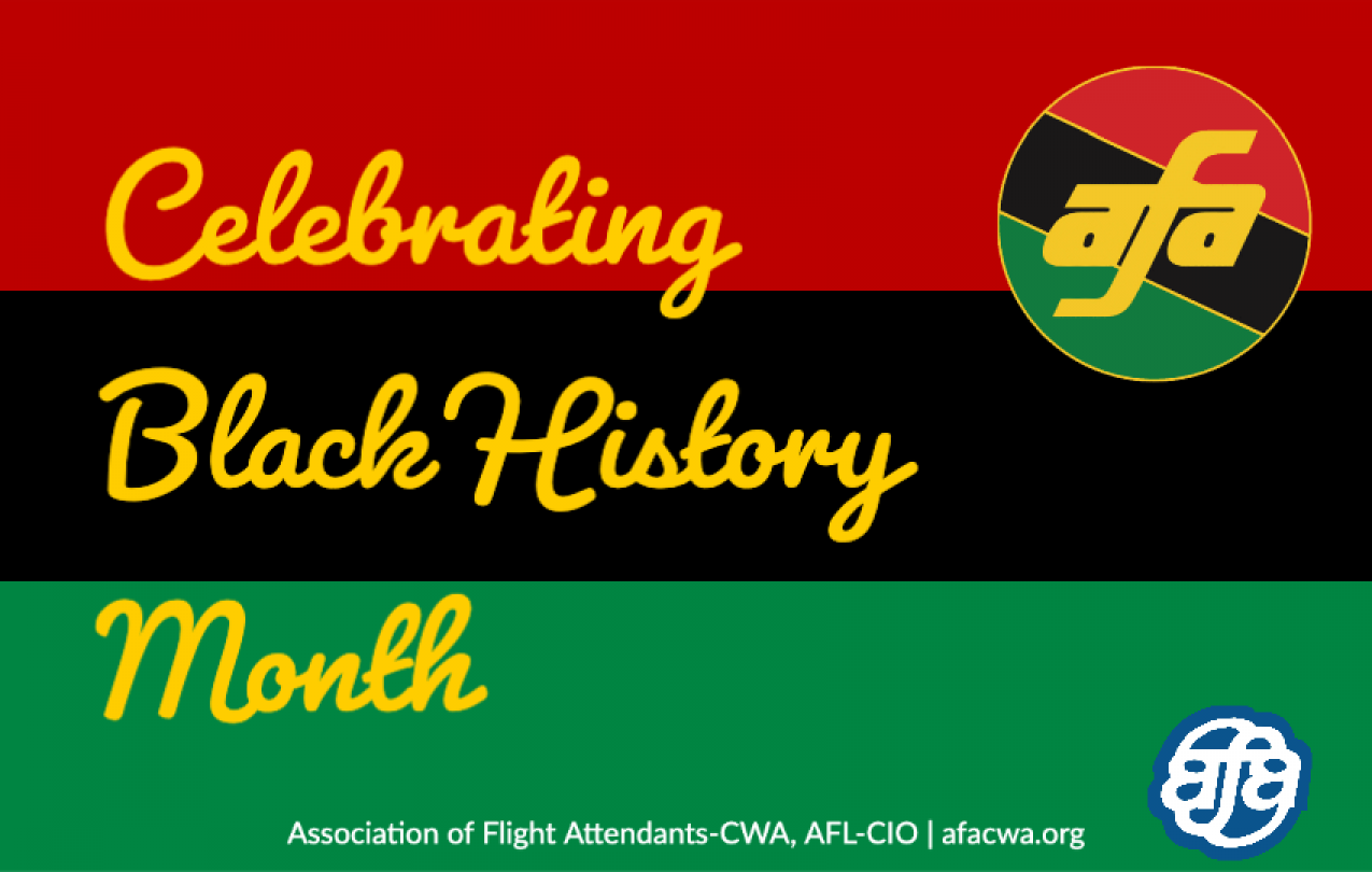 AFA Celebrates Black History Month